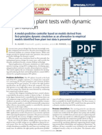 Avoiding plant tests with dynamic