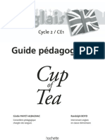 Guide Peda Cup of Tea CE1