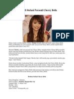 Biografi Stefani Personil Cherry Belle