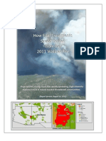 Wallow Fuel Treatment Effectiveness Report