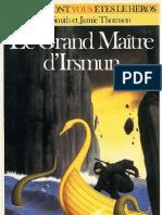 La Voie Du Tigre 4 - Le Grand Maitre d'Irsmun