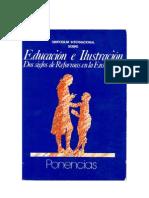 71204579 Fdez Enguita M Et Al Educacion e Ilustracion Dos Siglos de Reformas 1988