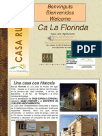 Bienvenidos a CA La Florinda