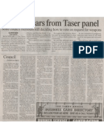 11122011 Taser City Council Committee Report