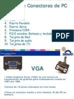 Tipos de Conectores PC
