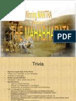 Learn Winning Strategy From Mahabharata - EBriks Infotech