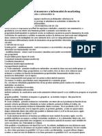METODE de SCALAREsi Masurare a Informatiei de Marketing