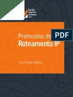 Protocolos de Roteamento IP