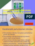 Kuliah,Kinetika Pertumbuhan Mikroba
