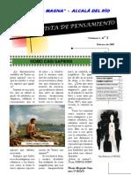 Revista de Pensamiento nº  03