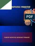 30.Tumori Hepatice Primitive