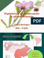 18Presentación Conservación insitu VENEZUELA