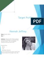 Target Profile