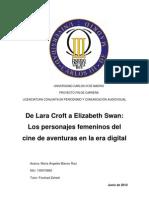 De Lara Croft a Elizabeth Swan. Los personajes femeninos en el cine de aventuras de la era digital.pdf