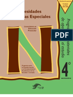 Necesidades Educativas Especiales (Ed. 2005-2006)[1]