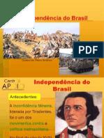 Processo de independência do Brasil