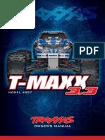 Traxxas T-Max 4907_manual