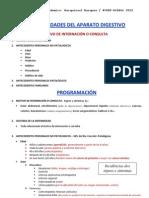 MOTIVO DE INTERNACIÓN O CONSULTA - Por Marquizael Marques