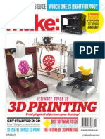 Make Ultimate Guide to 3D Printing