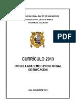 Plan Curricular Eape Ultimo