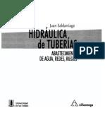 --Hidráulica de Tuberías