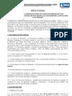 Edital nº 232-12 - Mestrado e Doutorado em Memória.2013