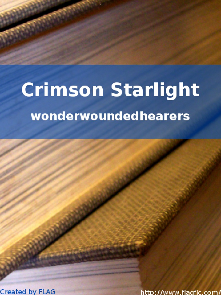 Wonderwoundedhearers - Crimson Starlight