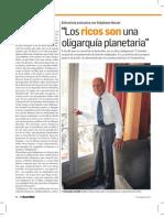 Entrevista con Stéphane Hessel