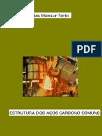 00790 - Estrutura dos Aços Carbono Comuns
