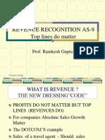 Revenue Recognition- Be4 Xam
