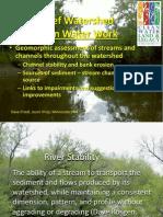 20130220 Channel Stability - Vinje