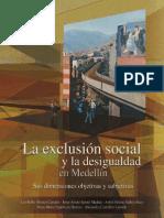 Exclusion Desigualdad Medellin
