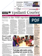 Ypsilanti Courier Front Page Feb. 28, 2013