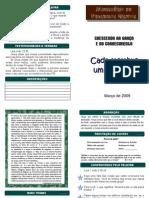 PG - Estudo 3 - 2o Modelo