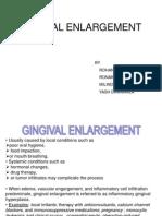 Gingival Enlargements
