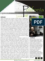 P (E-107) Rubem Fonseca