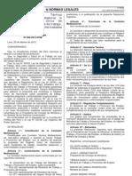 Constituyen Comisión Técnica Multisectorial a fin de elaborar la propuesta del Registro Único de Información sobre accidentes de trabajo, incidentes peligrosos y enfermedades ocupacionales