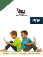 Child's World Spring 2013 Catalog