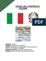 POSICIÓN OFICIAL DE LA REPUBLICA ITALIANA.docx