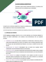 LAS CINCO FUERZAS COMPETITIVAS y ESTRATEGIAS COMPETITIVAS GENERICAS.docx