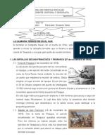 Ficha Campaña Terrestre