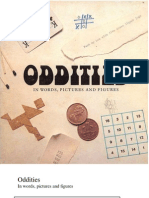 Oddities in Words Pictures and Figures