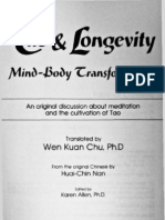(Taoism) Nan Huai Chin - Tao and Longevity