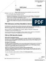 Public Safety Canada IM/IT security documents