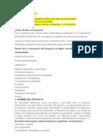Formato protocolo