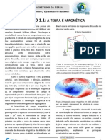 1 a Terra e Magnetica