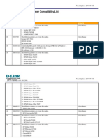 DPR-1061 Compatible Lists for PS-Link Printing 20110615