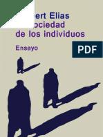 120755136 Norbert Elias La Sociedad de Los Individuos