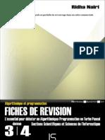 Fiches de Rvision - Algorithmique