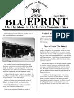 The Blueprint Fall 2001